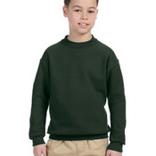 Youth 9.5 oz., Super Sweats® NuBlend® Fleece Crew