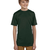 Double Dry® Youth 4.1 oz. Interlock T-Shirt