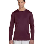 4.1 oz. Double Dry® Long-Sleeve Interlock T-Shirt