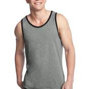 Young Mens Cotton Ringer Tank