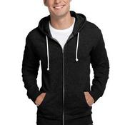 Young Mens Core Fleece Full Zip Hoodie