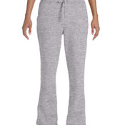 Ladies' Heavy Blend™  8 oz., 50/50 Open-Bottom Sweatpants
