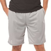 "Pro Mesh 9"" Inseam Pocketed Shorts"