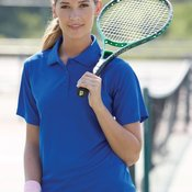 Women's Wicking Mesh Sport Shirt