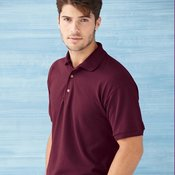 Ultra Cotton Ringspun Pique Sport Shirt