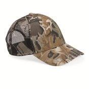 Value Mesh Camo Cap