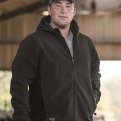 Altitude Hooded Soft Shell Jacket