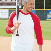 Three-Quarter Sleeve Baseball Jersey