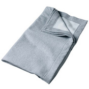 Adult DryBlend® 9.0 oz. Fleece Stadium Blanket