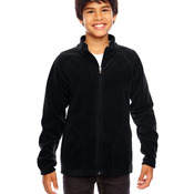 Youth Campus Microfleece Jacket
