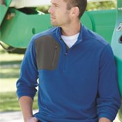 Interval DDX Quarter-Zip Nano-Fleece Nylon Pullover