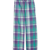 Youth Flannel Pants with Pockets