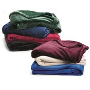 Alpine Fleece Mink Touch Luxury Blanket