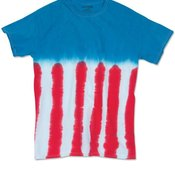 Youth Flag Tie Dye T-Shirt