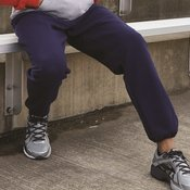 Dri Power® Closed Bottom Sweatpants with Pockets