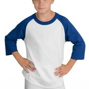 Youth Colorblock Raglan Jersey