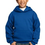 Youth Core Fleece Pullover Hooded Sweatshirt