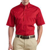 Short Sleeve SuperPro ™ Twill Shirt