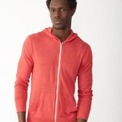 Eco-Jersey Hooded Full-Zip