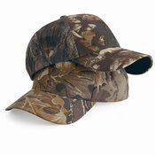 Value Camo Cap