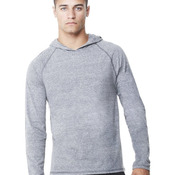 Triblend Jersey Hooded Pullover