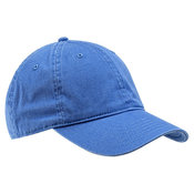 Organic Cotton Twill Unstructured Baseball Hat