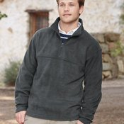 Classsic Sport Fleece Quarter-Zip Pullover