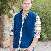 Classic Sport Fleece Full-Zip Vest