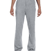 Adult 8 oz. NuBlend® Open-Bottom Fleece Sweatpants