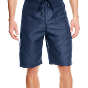 Mens Solid Board Short